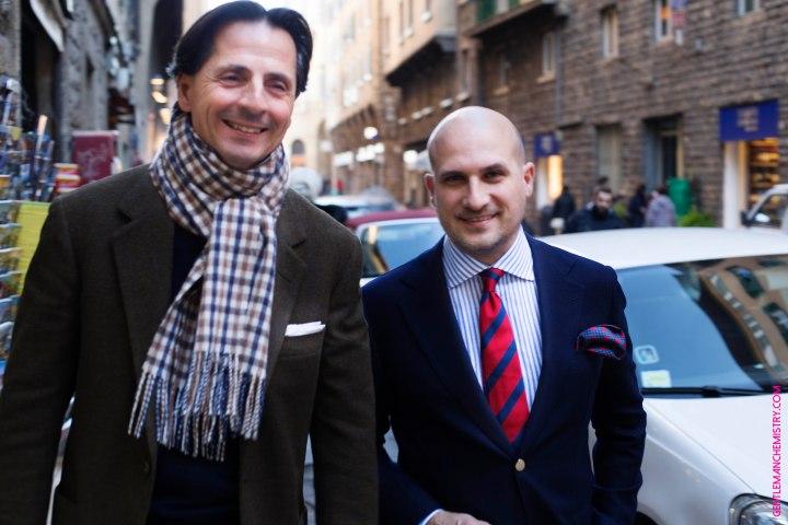 Antonio Mannina e Mauro crimi copie