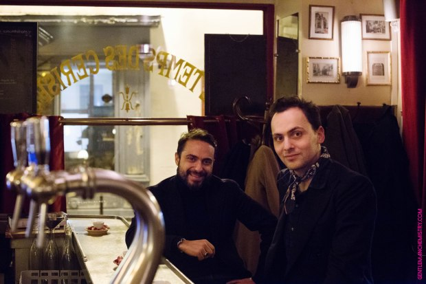 with Salvatore Piccolo Temps des Cerises copie