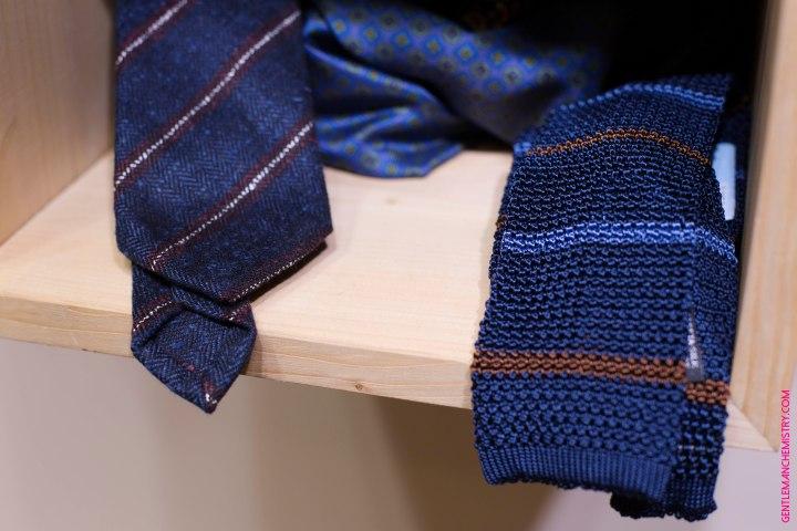 wool e tricot ties petronius copie