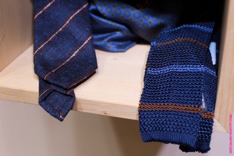 wool e tricot ties petronius copie