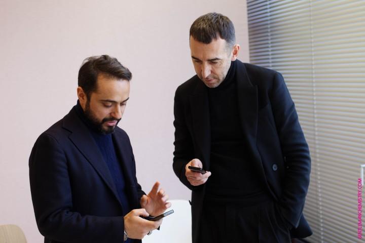 Salvatore Piccolo e Alessandro Sartori numbers phone copie