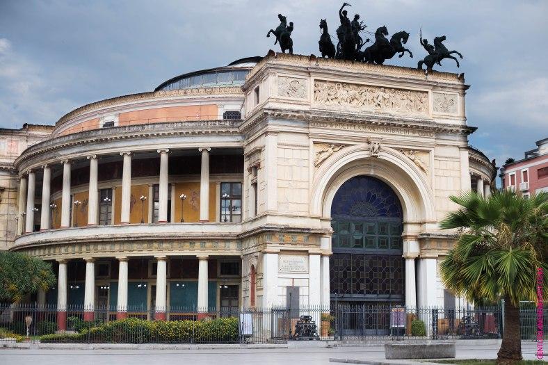 Teatro Politeama Palermo copie