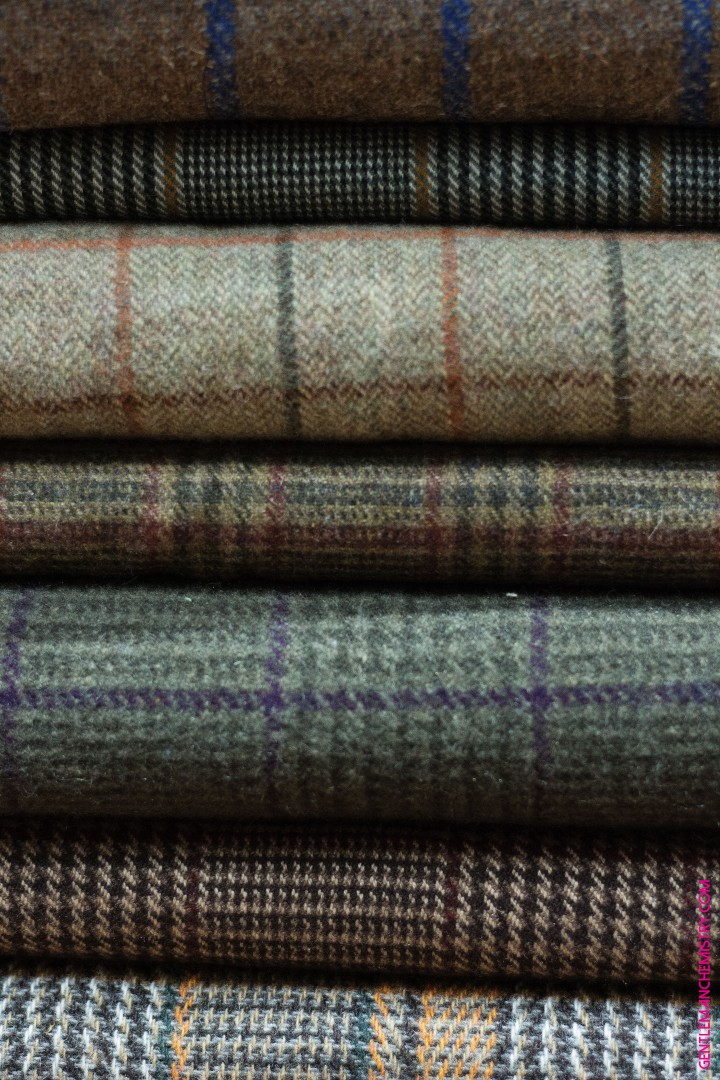 tweed liverano copie