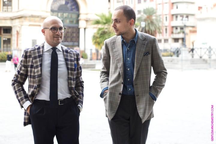 with Mauro Crimi Palermo copie
