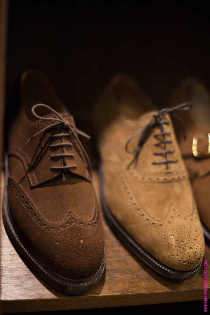 brogues cilento copie
