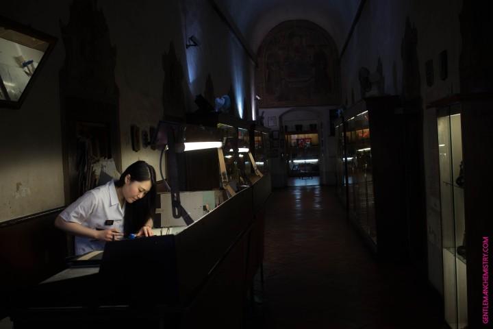 Scuola del Cuoio,Florence