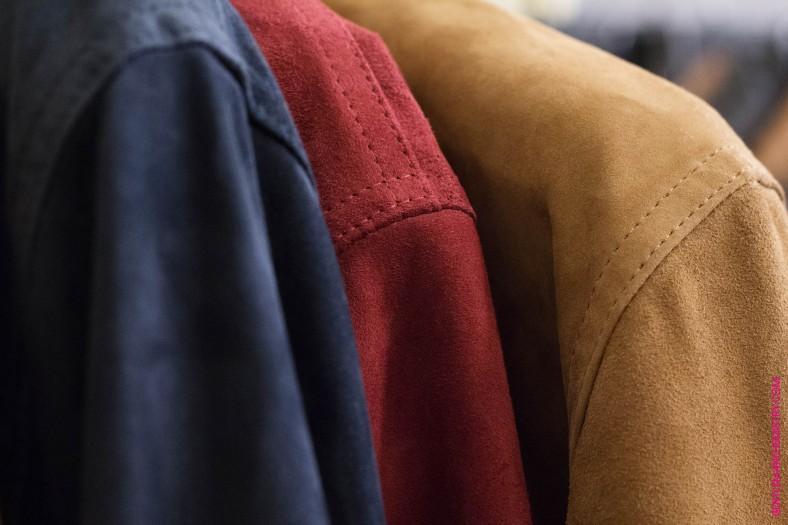 suede leather jacket colori copie