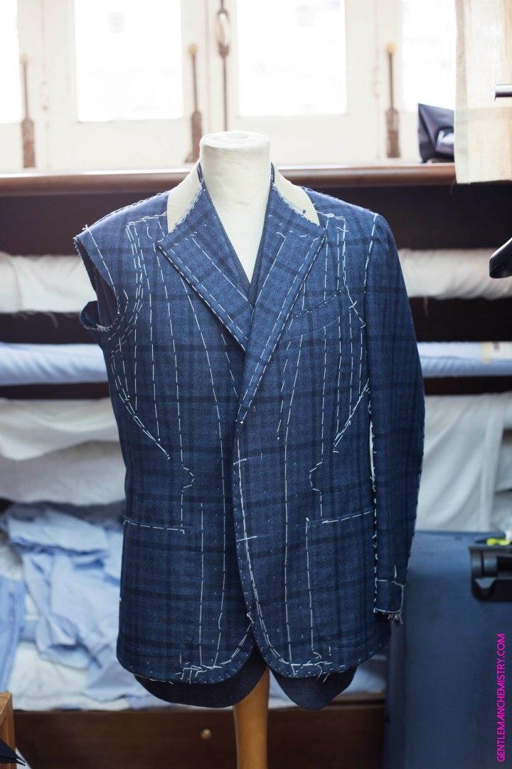 giacca blu formosa copie