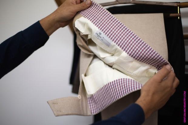 inside a ambrosi trousers copie
