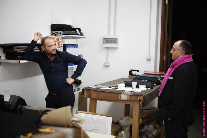 Salvatore Ambrosi e Gennaro Formosa copie