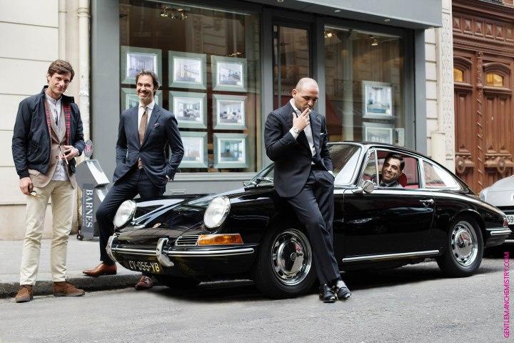 Sasa Bond Vs The George Clooney squad copie