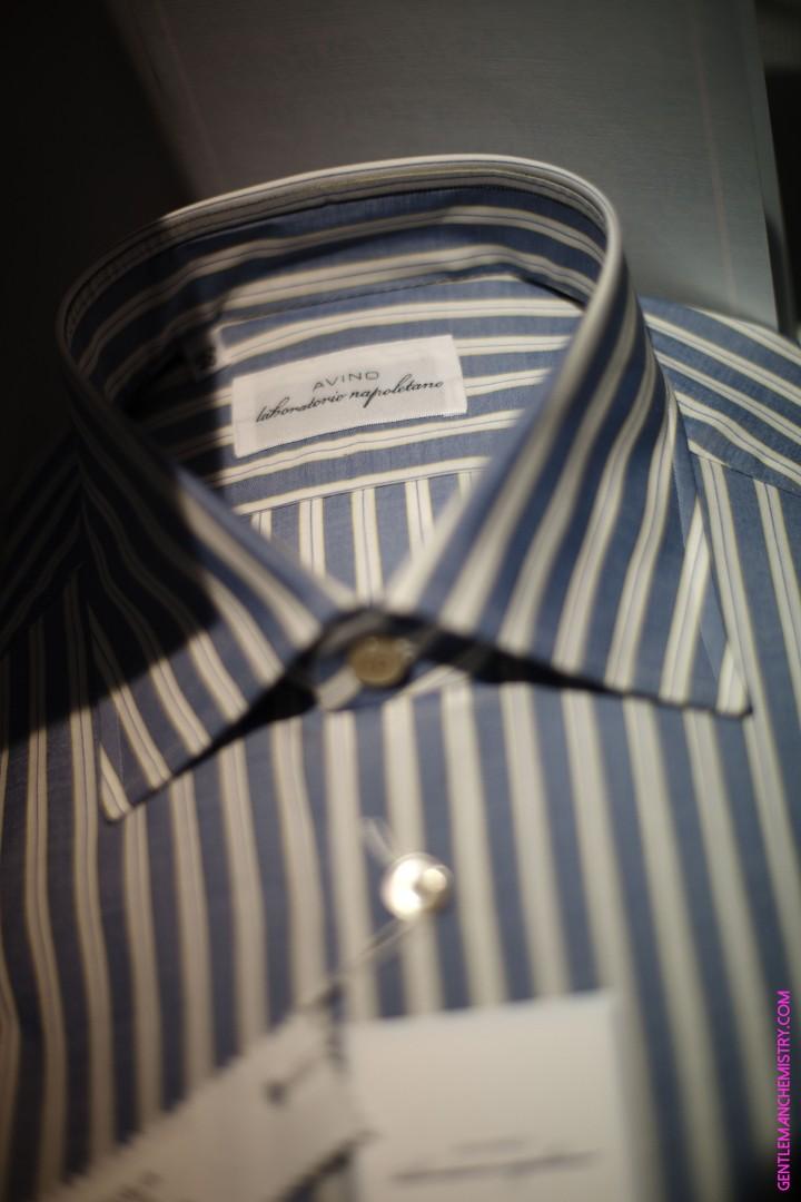 avino blue white stripes copie