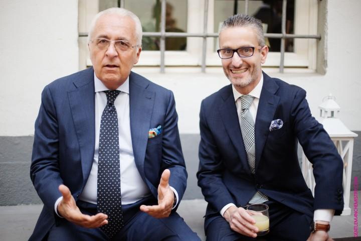Domenico Lolli e Stilista Barberis copie
