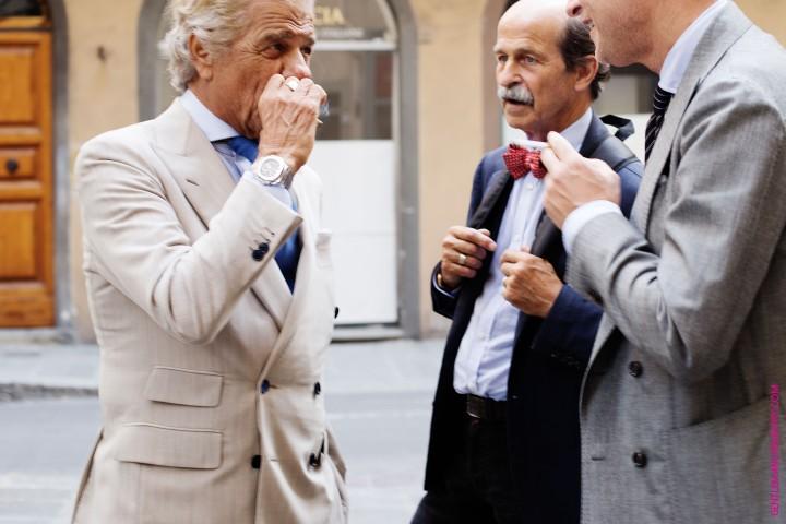 Lino e Otto Mantero Carlo Riva copie