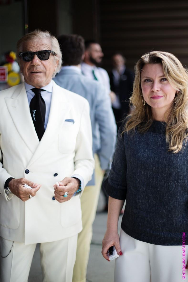 Lino ieluzzi e Annalisa Calabrese copie