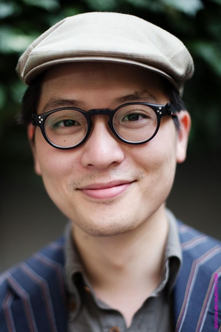 Mark Choo portrait copie