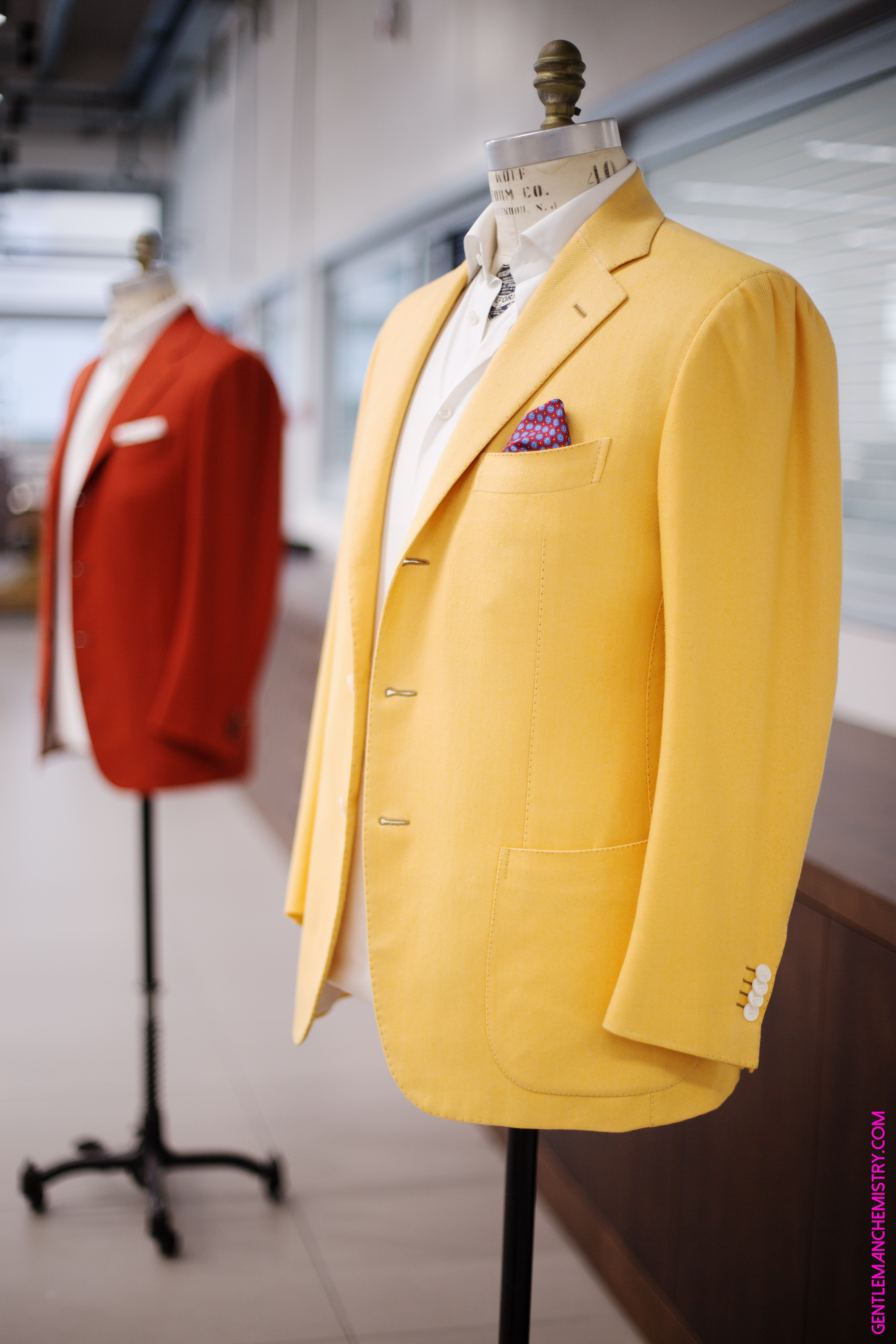 The Of Jacket Father Unstructured Cesare Gentleman Attolini 6qxt5TcOwZ