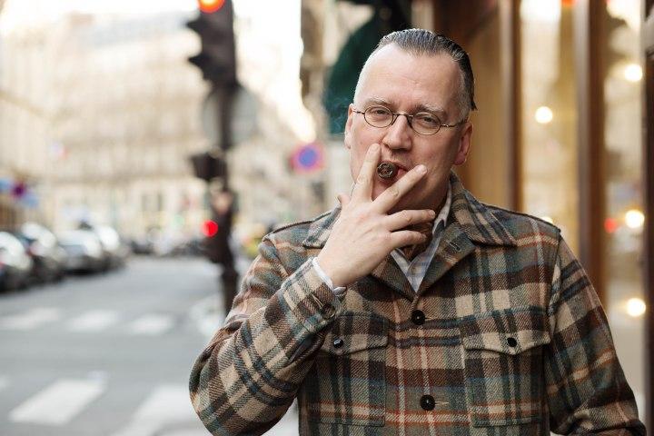 Marc Guyot, de Versailles aux annéesfolles