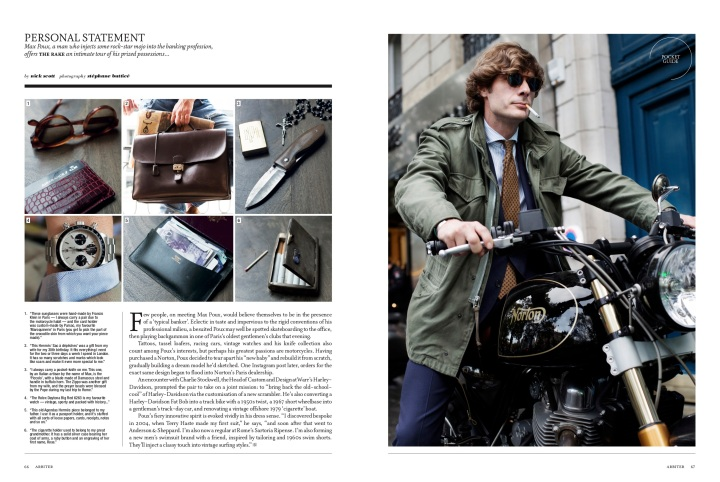 Pocket Guide, The Rake Magazine issue 57