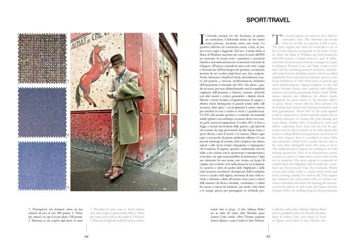 Livre Essere e Vestire, ArbiterMagazine