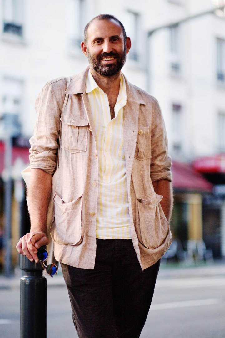Greg Lellouche, boutique en ligne masculine No Man WalksAlone