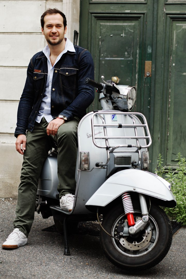 Podcast Jonathan Gauthier, de l'agence event au premier média de moto neo retro vintagedigital