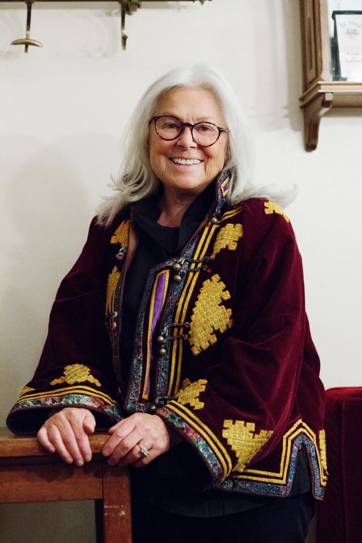 Catherine Painvin, de créatrice de vêtements pour enfants à créatrice de maisond'hôtes