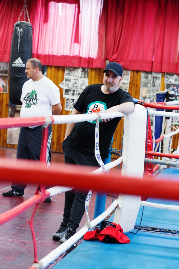 eric-tormos-ring-red-star-boxing-club-rsoa