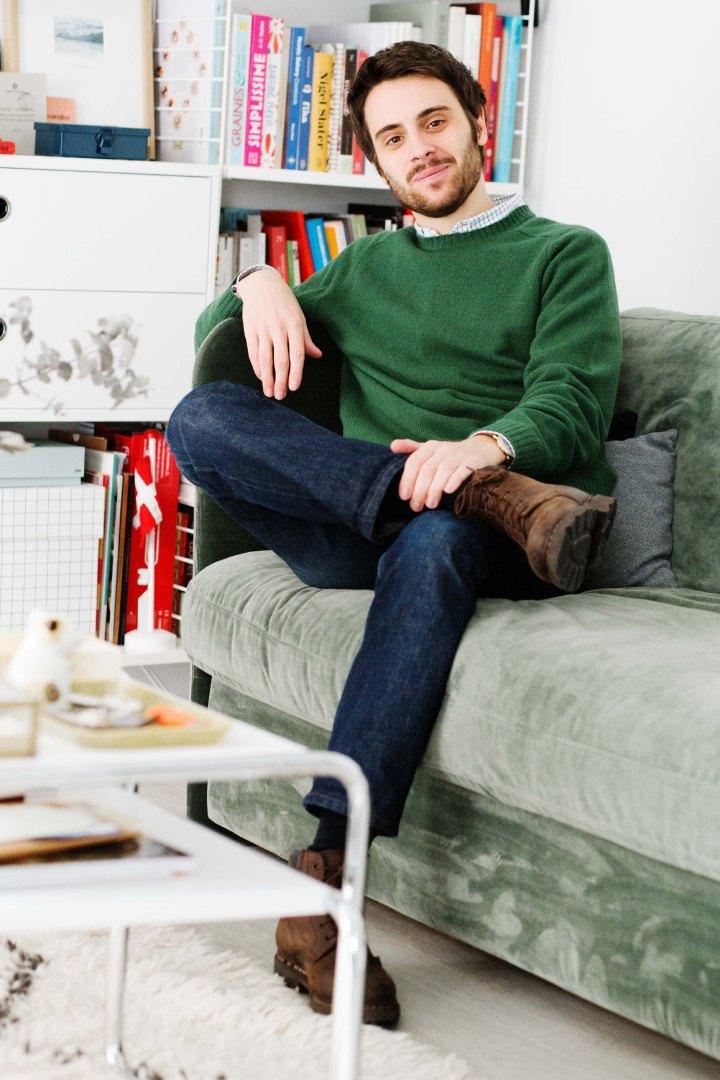 Romain Chirat, de l'agence de comm à la création d'identité visuelle de marques deluxe