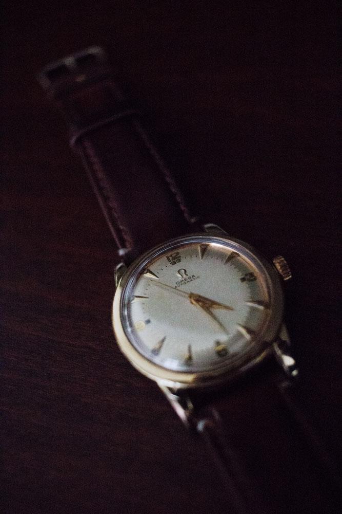 montre-vintage-omega-pre-seamaster
