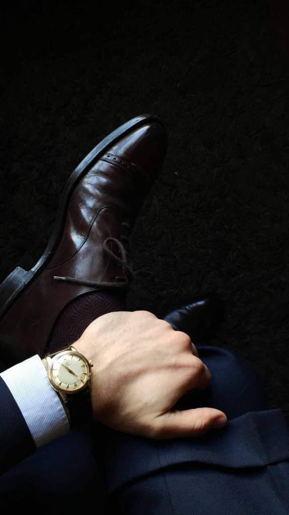 montres-vintage-petit-calibre-omega-pre-seamaster