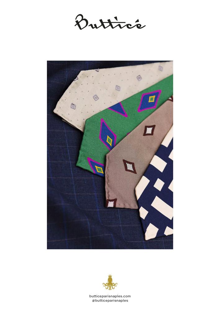 buttice-cravates-tissu-bleu