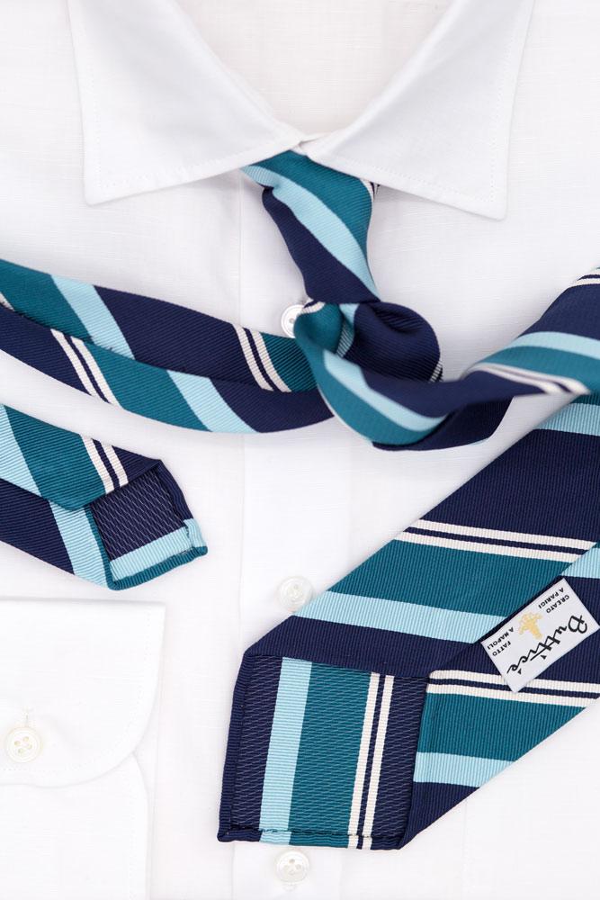 buttice-paris-naples-chemises-sartoriales-homme-coton-lin-blanche-cravate-club-emeraude