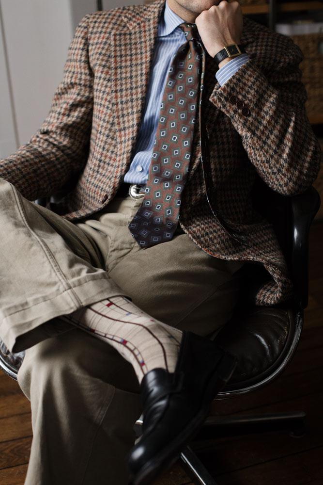 veste-sartoria-crimi-tweed-chemise-avvocato-buttice-chausette-mondrian-bresciani
