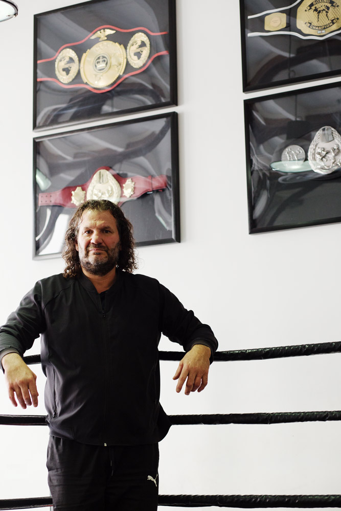 Raynald Fucho, de 140kg à double Champion du Monde de FullContact