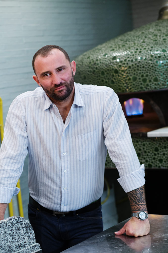 Nicola Iovine, de Naples à Boss de la pizza àPigalle